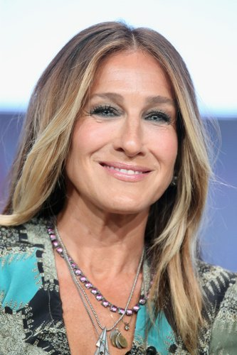 Sarah Jessica Parker speaks onstage during the 'Divorce' panel discussion at the HBO portion of the 2016 Television Critics Association Summer Tour at The Beverly Hilton Hotel on July 30, 2016 in Beverly Hills