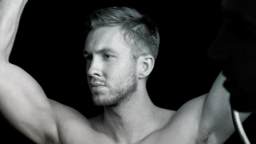 Calvin Harris Bounces Back After Car Accident With Shirtless Instagram Snap