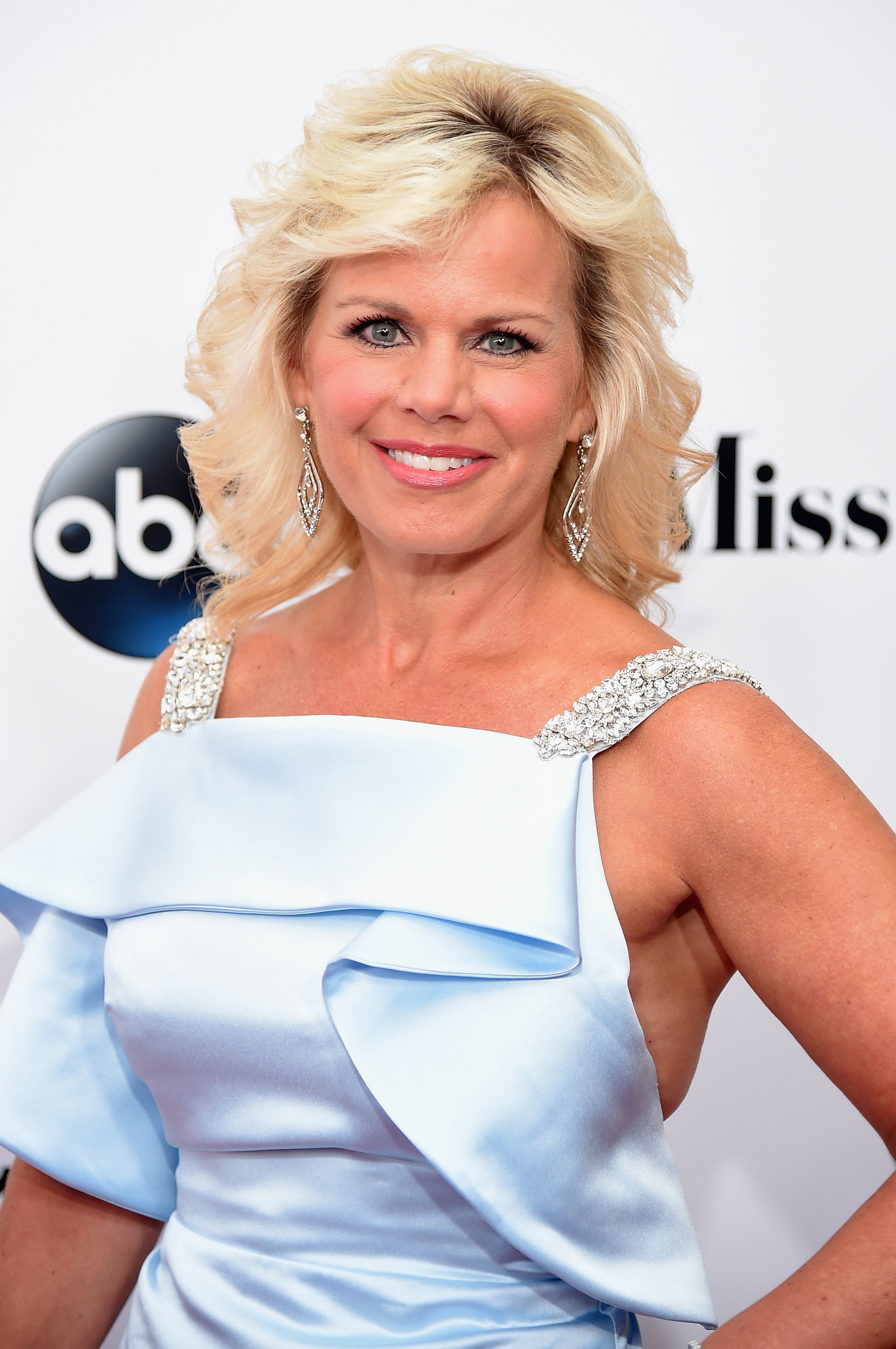 Gretchen Carlson attends the 2016 Miss America Competition at Boardwalk Hall Arena on September 13, 2015 in Atlantic City