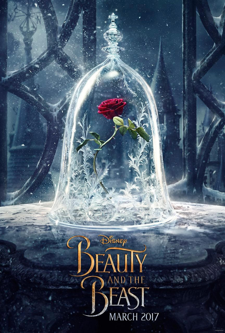 'Beauty and the Beast' live-action poster
