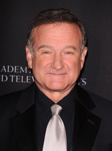 Robin Williams died in August 2014. He was 63.