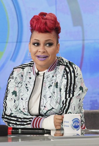 Raven-Symone on 'The View,' Oct. 6, 2015