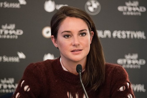 Shailene Woodley attends the 'Snowden' Press Conference during the 12th Zurich Film Festival on September 24, 2016 in Zurich, Switzerland