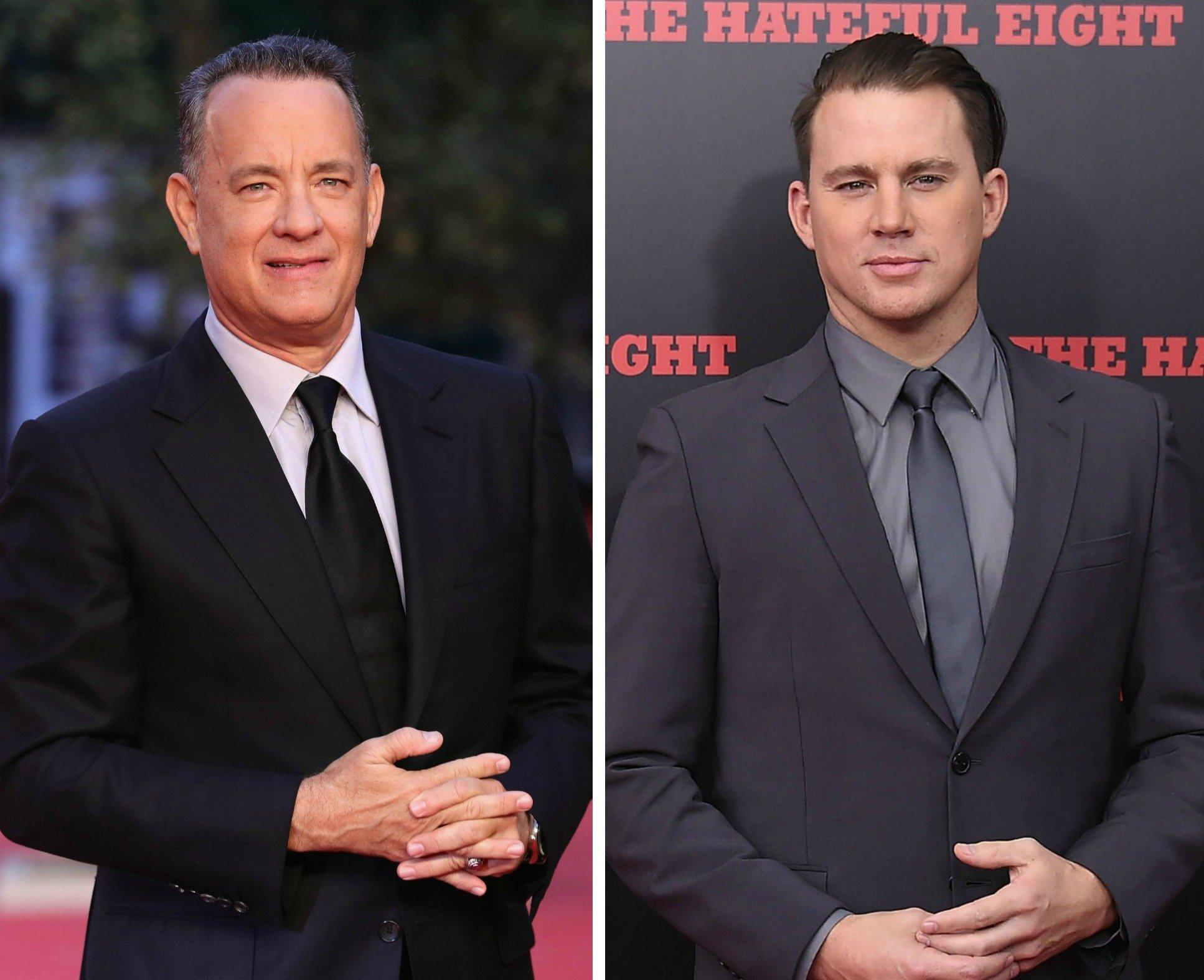 Tom Hanks and Channing Tatum