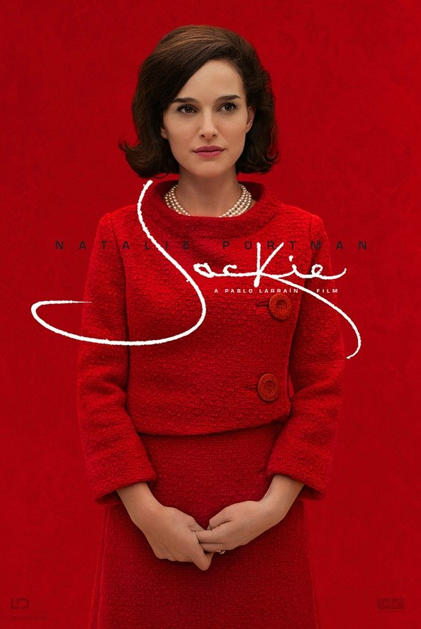 "Natalie Portman stars as former First Lady Jackie Kennedy in ""Jackie"""