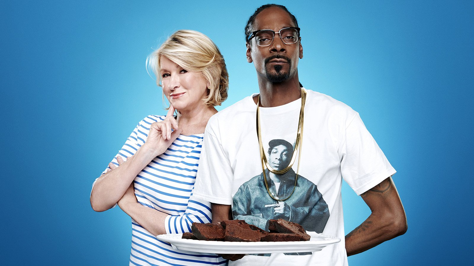 Artwork for 'Martha & Snoop's Potluck Dinner'