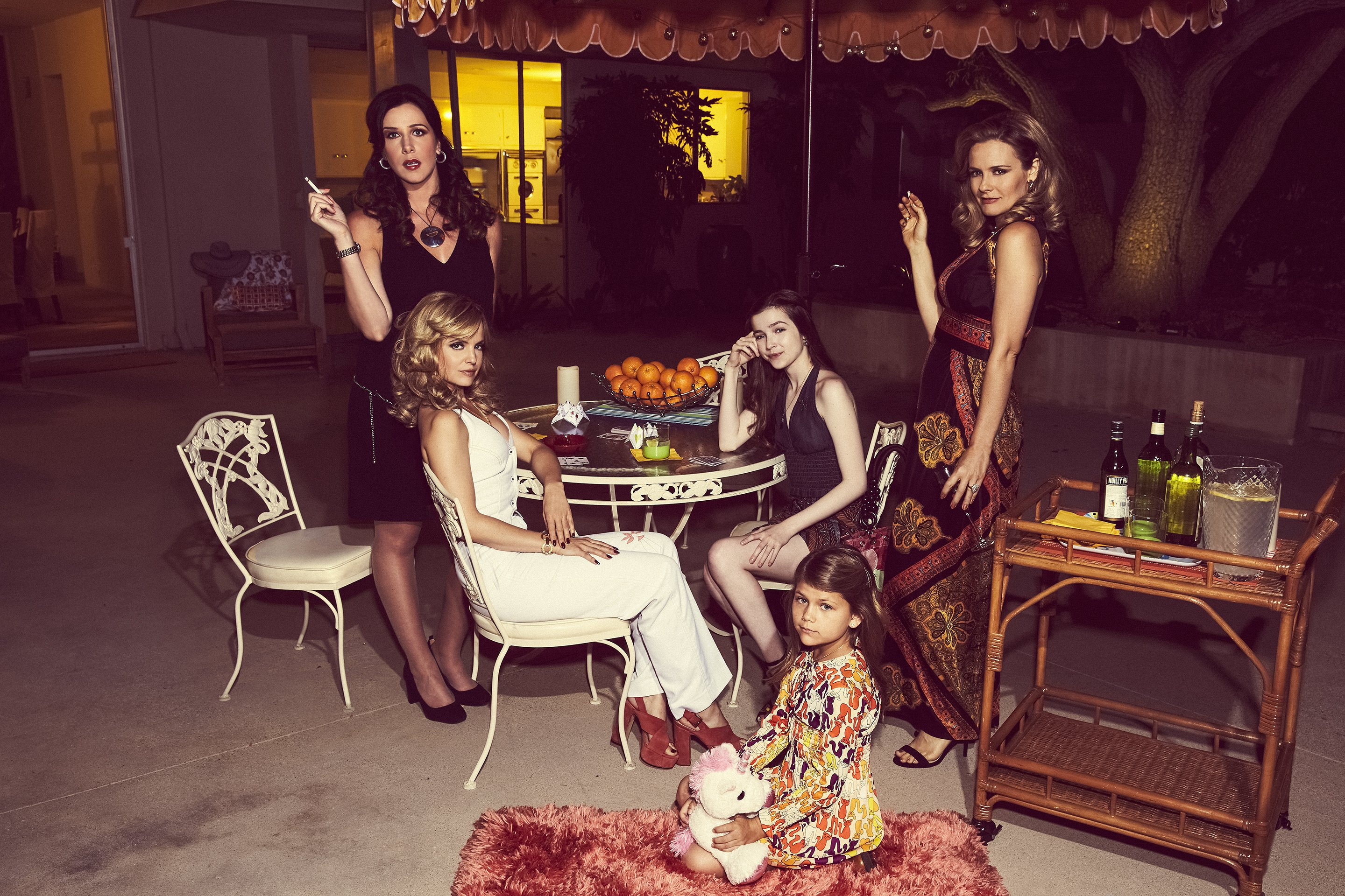 A still from TV Land's 'American Woman'
