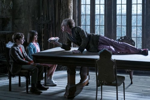 Neil Patrick Harris as Count Olaf in Netflix's 'Lemony Snicket's A Series of Unfortunate Events'