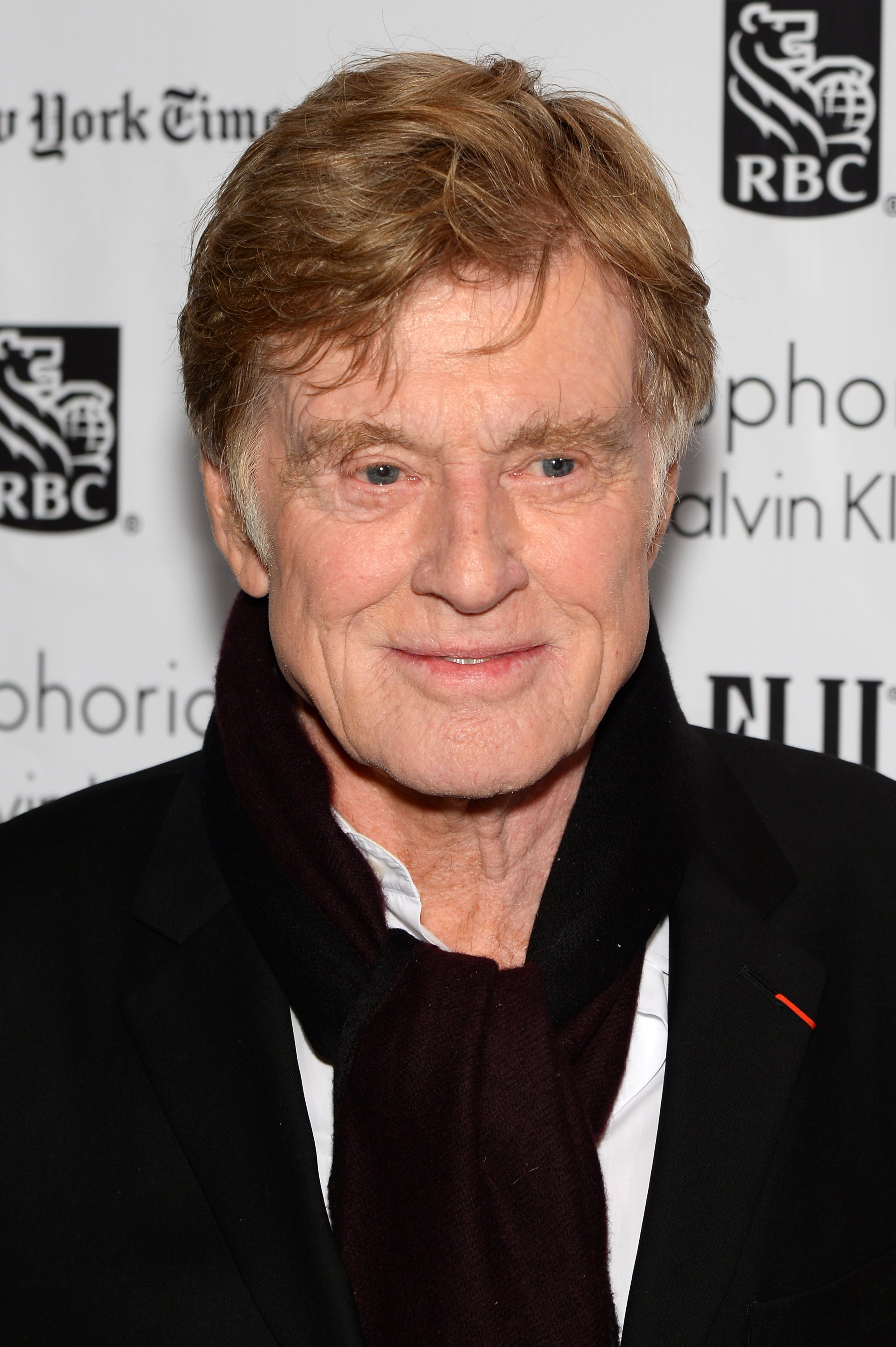 Robert Redford attends the 25th annual Gotham Independent Film Awards at Cipriani Wall Street on November 30, 2015 in New York City