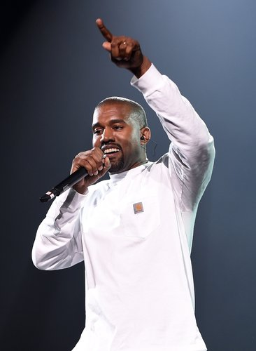 Kanye West performs during Puff Daddy and Bad Boy Family Reunion Tour at Madison Square Garden on September 4, 2016 in New York City