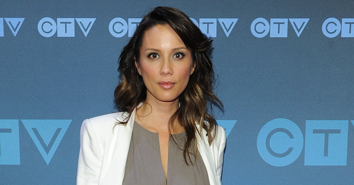 Lexa Doig attends CTV Upfronts 2016 at Sony Centre for the Performing Arts on June 8, 2016 in Toronto