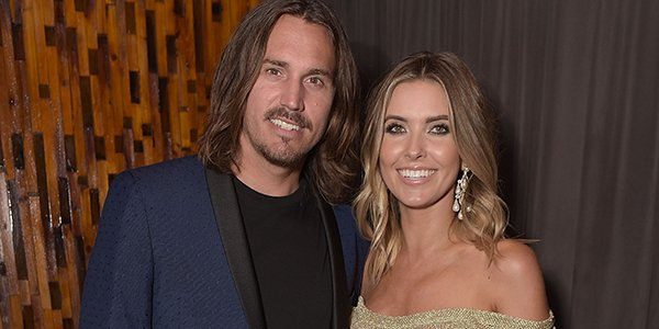 Audrina Patridge and Corey Bohan attend the LAPALME Magazine Spring Affair at The Room on March 18, 2016 in Los Angeles