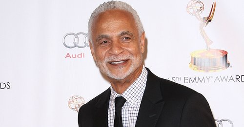 Ron Glass arrives at Dynamic & Diverse - A 65th Emmy Awards Nominee celebration at Academy of Television Arts & Sciences on September 17, 2013 in North Hollywood