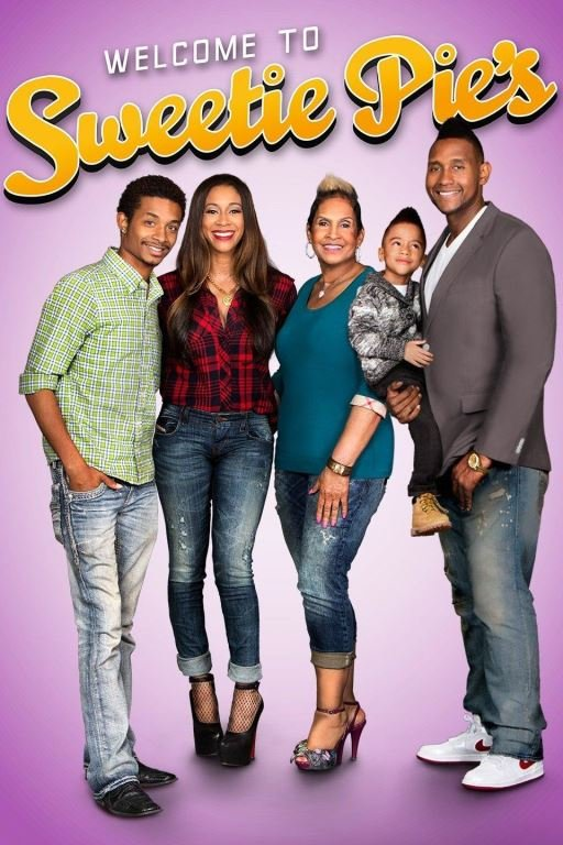 The cast of OWN's 'Welcome to Sweetie Pie's'