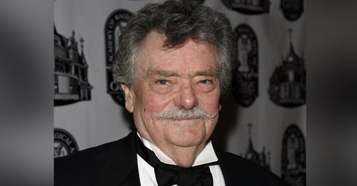 Bernard Fox attends the Academy of Magical Arts Awards at the Beverly Hilton Hotel on April 5, 2008 in Beverly Hills