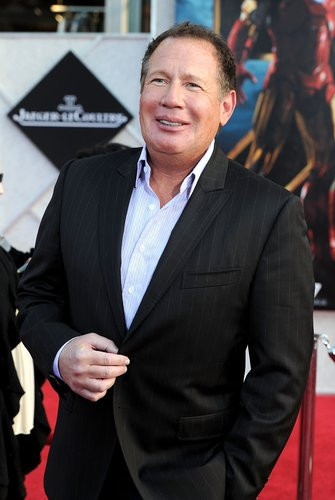 Garry Shandling arrives at the world premiere of Paramount Pictures & Marvel Entertainment's 'Iron Man 2' held at the El Capitan Theatre on April 26, 2010 in Hollywood