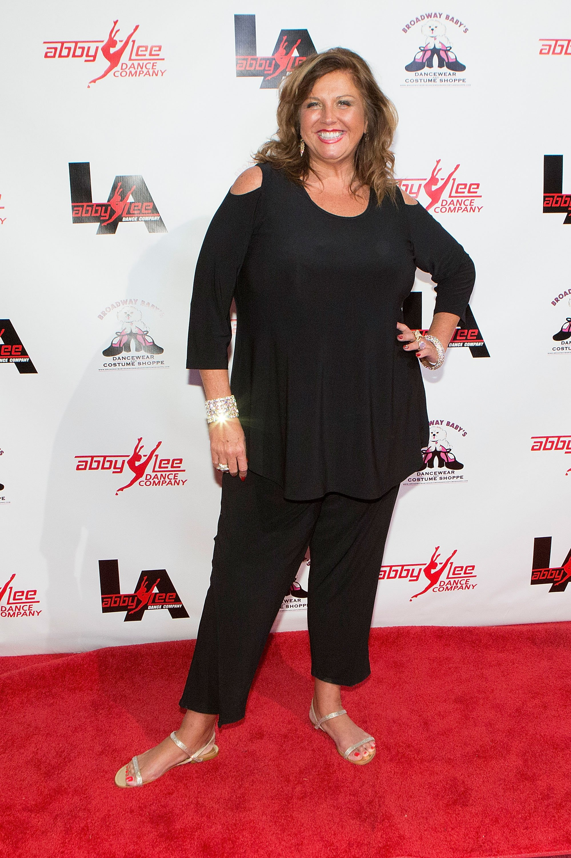 Abby Lee Miller attends 'Dance Moms' Abby Lee Dance Company LA's VIP Grand Opening at Abby Lee Dance Company LA on May 30, 2015 in Santa Monica