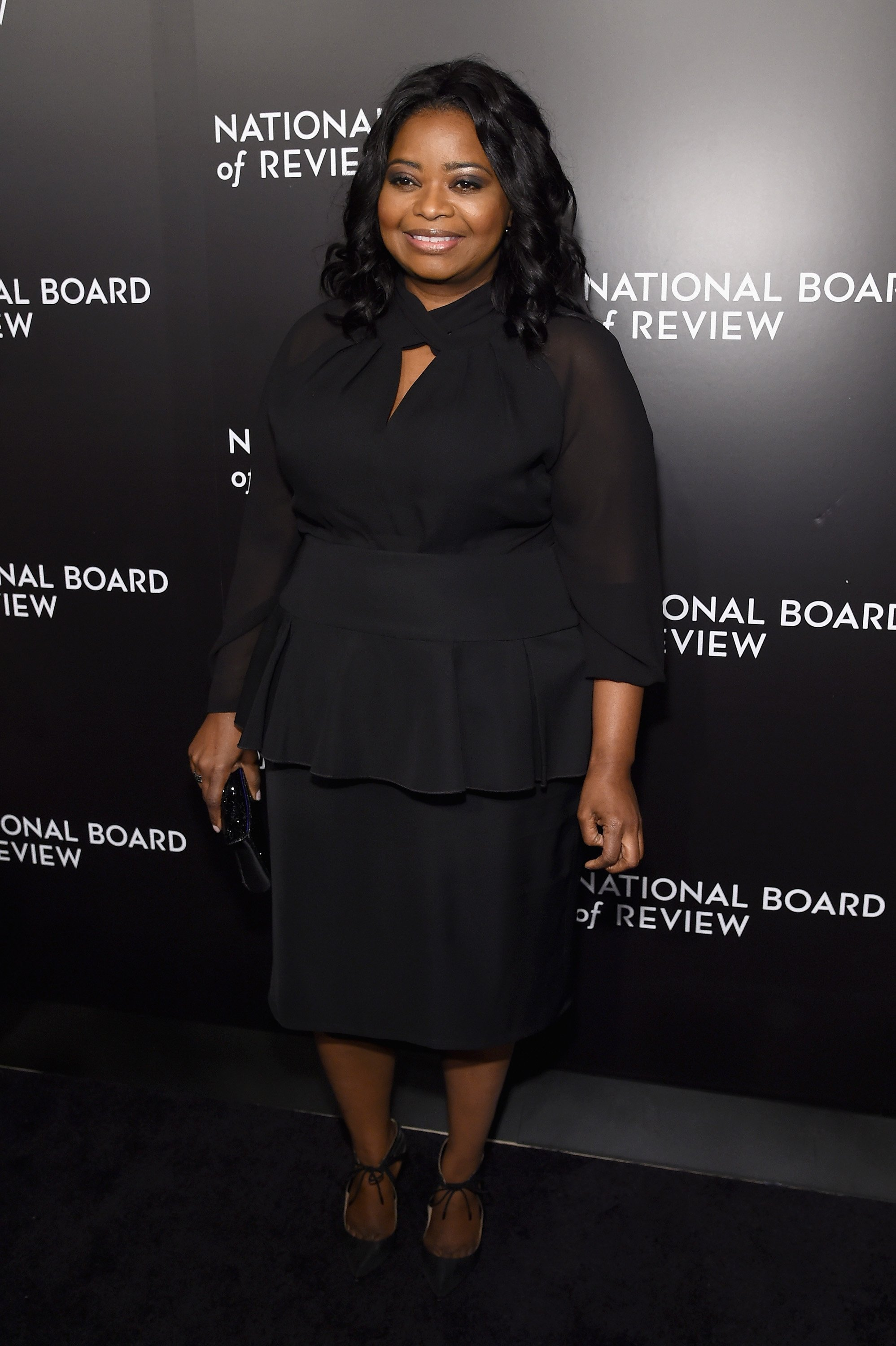 Octavia Spencer attends the 2016 National Board of Review Gala at Cipriani 42nd Street on January 4, 2017 in New York City