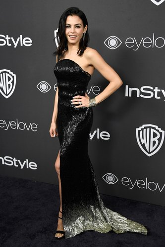 Jenna Dewan Tatum attends the 18th Annual post-Golden Globes party hosted by Warner Bros. Pictures and InStyle at The Beverly Hilton Hotel on January 8, 2017
