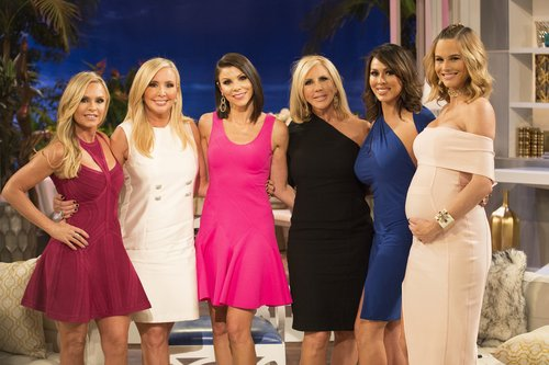 Tamra Barney, Shannon Beador, Heather Dubrow, Vicki Gunvalson, Kelly Dodd and Meghan King Edmonds from 'Real Housewives of Orange County'