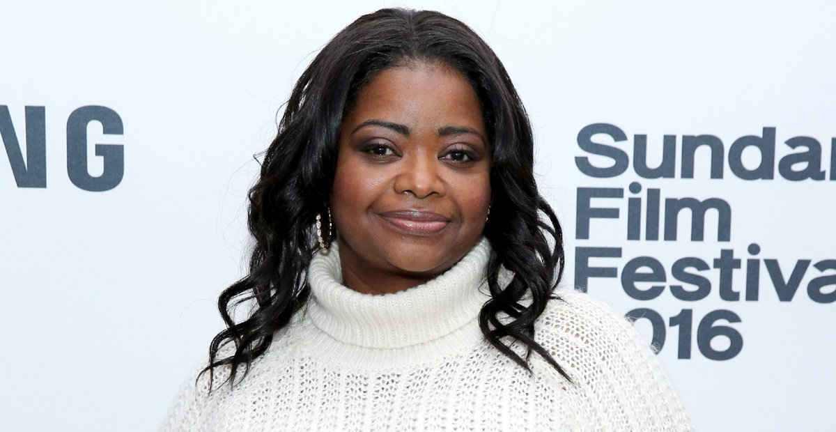Octavia Spencer attends The Free World Cocktails at the Samsung Studio during the 2016 Sundance Film Festival on January 26, 2016 in Park City, Utah