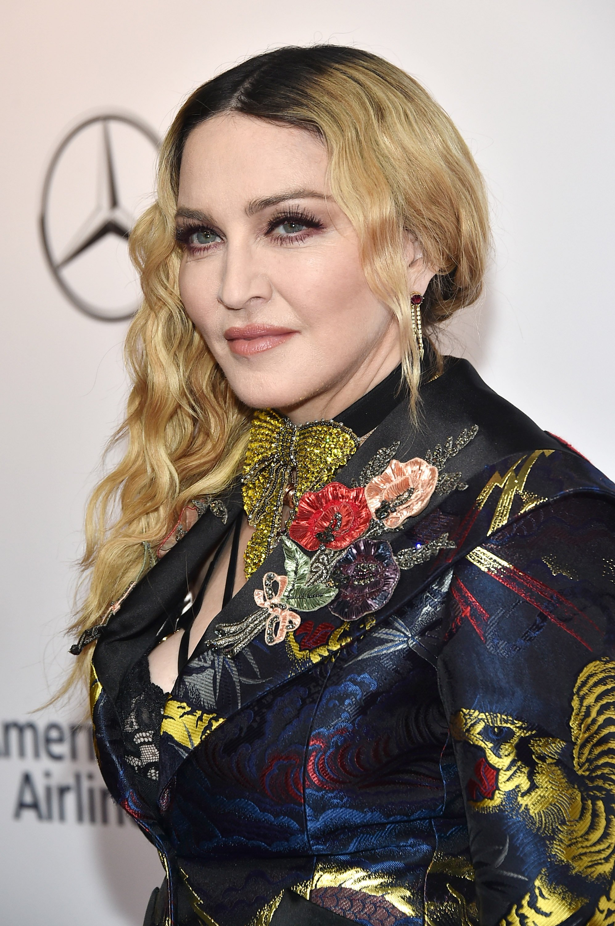 Madonna attends the Billboard Women in Music 2016 event on December 9, 2016 in New York City