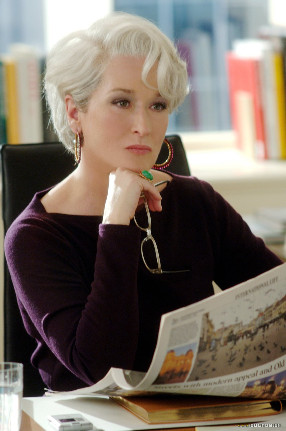 Meryl Streep as Miranda in 2006's 'The Devil Wears Prada'