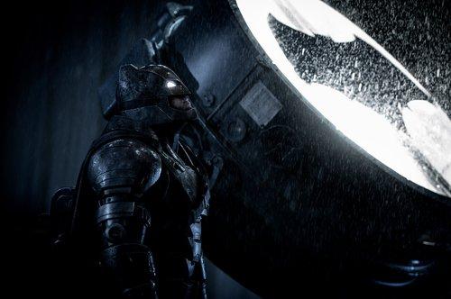 Ben Affleck as Batman in Warner Bros. Pictures' 'Batman V. Superman: Dawn Of Justice'