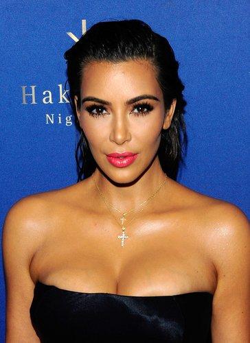 Kim Kardashian West arrives at Hakkasan Las Vegas Nightclub at MGM Grand Hotel & Casino on July 23, 2016 in Las Vegas