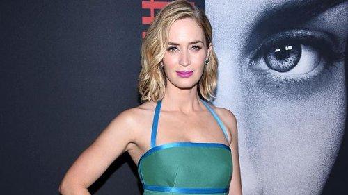 Emily Blunt On Her 'Girl On The Train' Makeunder: Rachel 'Looks Rough & It's OK'