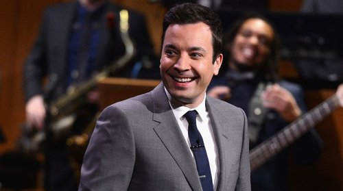 Jimmy Fallon during 'The Tonight Show Starring Jimmy Fallon' at Rockefeller Center on February 17, 2014 in New York City
