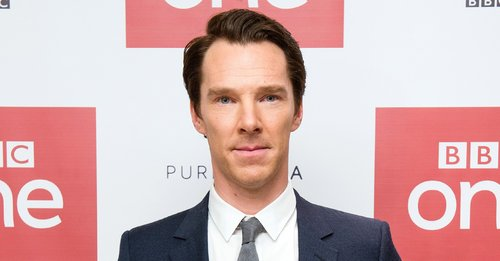 Benedict Cumberbatch attends a screening of the Sherlock 2016 Christmas Special at Ham Yard Hotel on December 19, 2016 in London