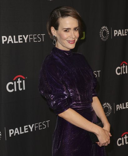 Sarah Paulson at PaleyFest LA 2017 honoring 'American Horror Story: Roanoke,' presented by The Paley Center for Media, at the Dolby Theatre on March 26, 2017 in Hollywood