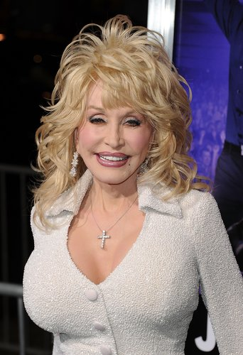 Dolly Parton arrives at the premiere of Warner Bros. Pictures' 'Joyful Noise' held at Grauman's Chinese Theatre on January 9, 2012 in Hollywood