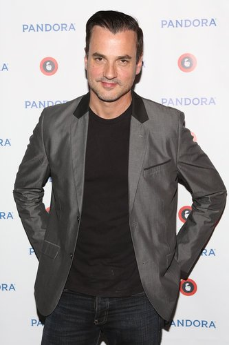 Tommy Page attends the AWXI Battle of the Ad Bands at Highline Ballroom on September 30, 2014 in New York City