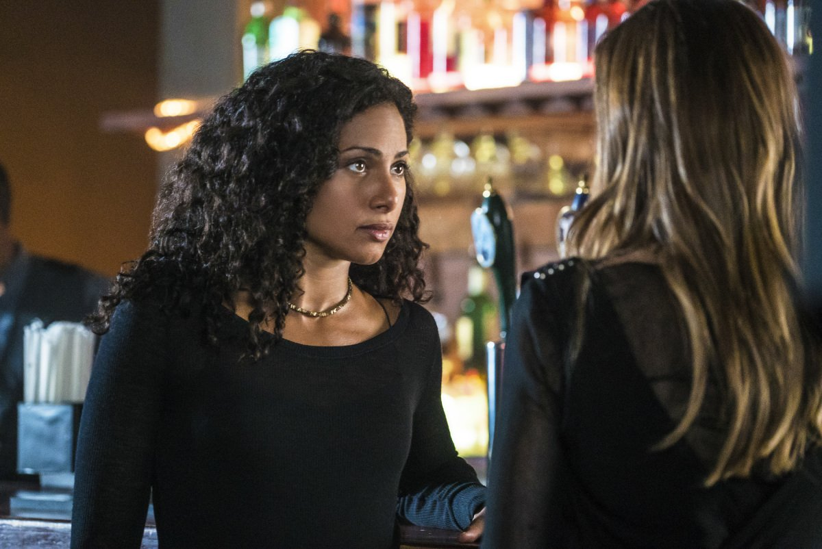 Christina Moses as Keelin in 'The Originals' Season 4, Episode 1 -- 'Gather Up The Killers'