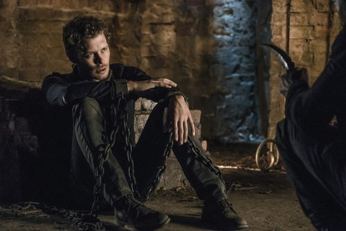 Joseph Morgan as Klaus Mikaelson in 'The Originals' Season 4, Episode 1 -- 'Gather Up The Killers'