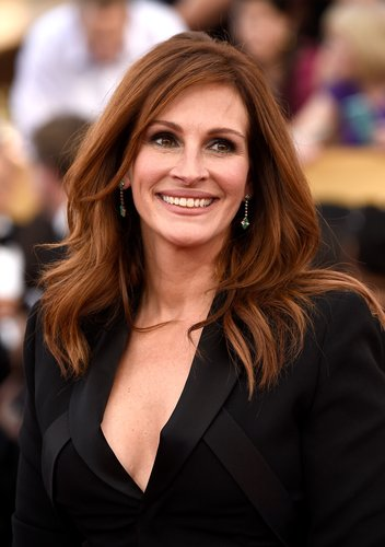 Julia Roberts attends the 21st Annual Screen Actors Guild Awards at The Shrine Auditorium on January 25, 2015 in Los Angeles,