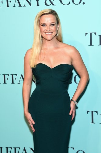 Reese Witherspoon attends the Tiffany & Co. 2017 Blue Book Collection Gala at St. Ann's Warehouse on April 21, 2017 in New York City