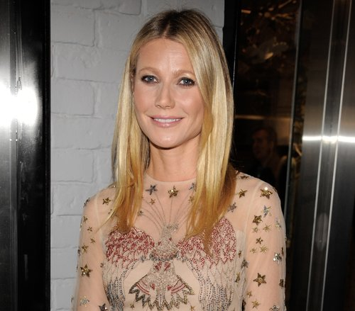 Gwyneth Paltrow attends the goop mrkt grand opening event at The Shops at Columbus Circle on December 2, 2015 in New York City