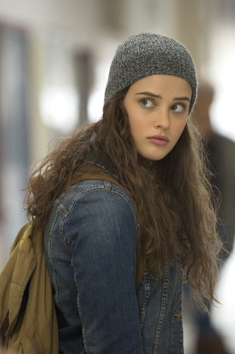 Katherine Langford in Netflix's '13 Reasons Why'