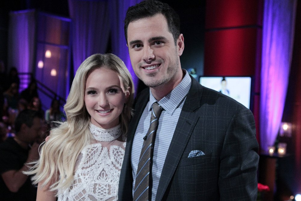 Lauren and Ben from 'The Bachelor'