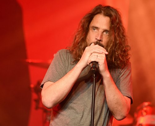 Chris Cornell performs at Prophets of Rage and Friends' Anti Inaugural Ball at the Taragram Ballroom on January 20, 2017 in Los Angeles