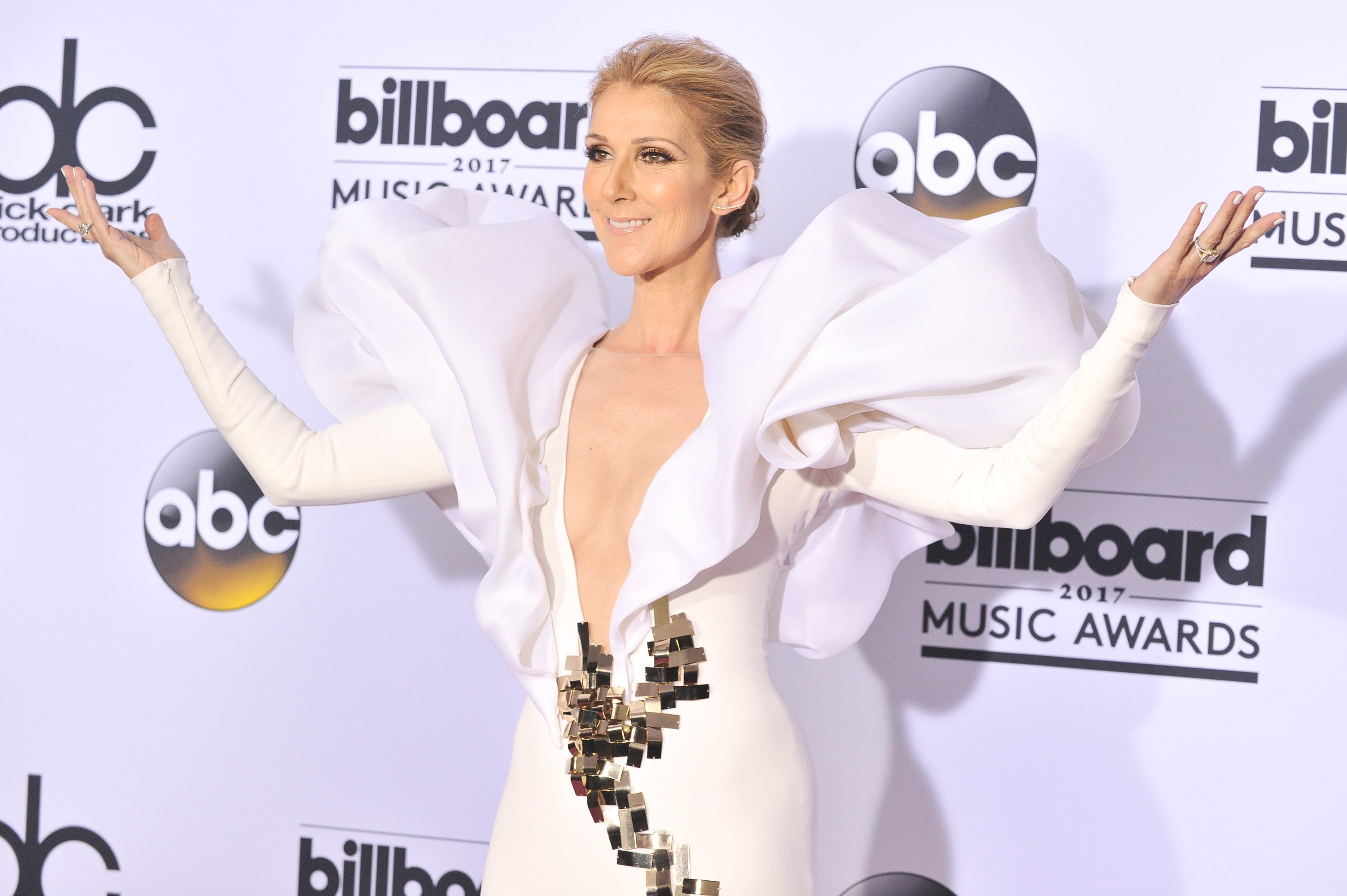 Celine Dion 2017 Billboard Music Awards