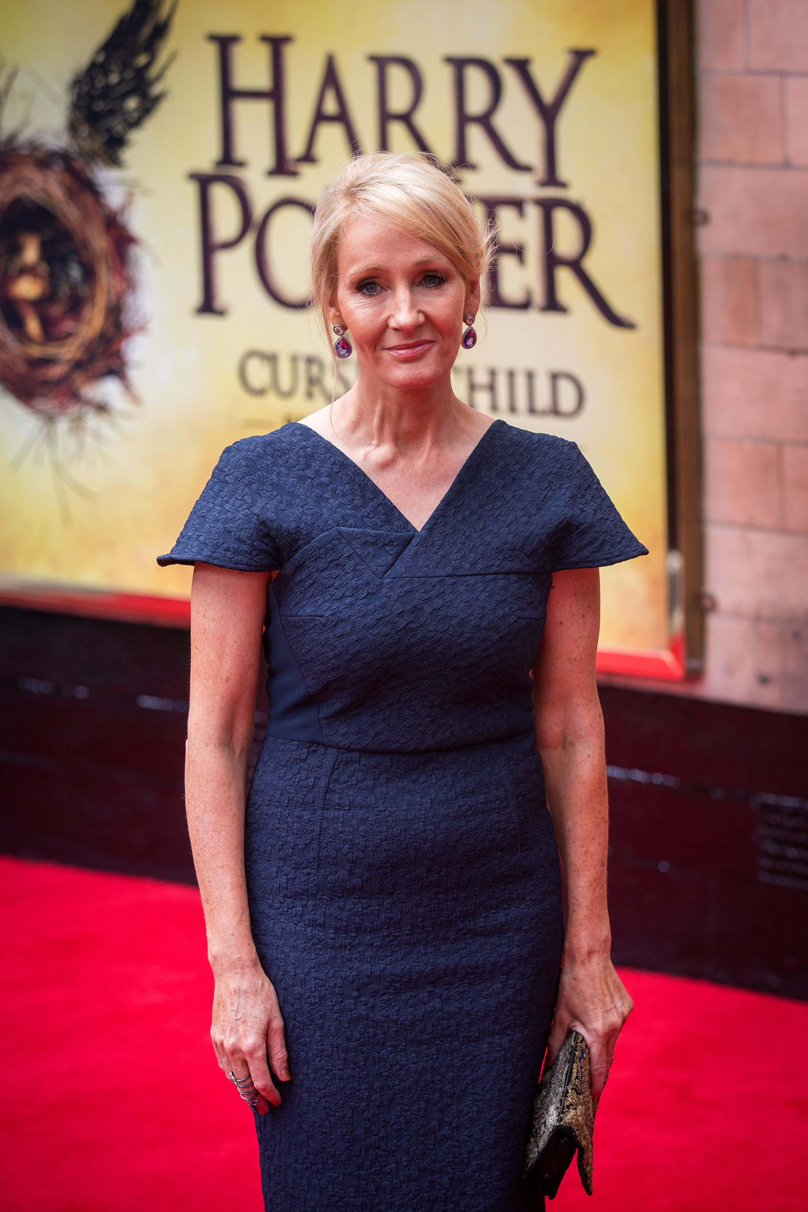 J. K. Rowling debuts 'Harry Potter & The Cursed Child' on July 30, 2016