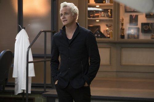 David Anders as Blaine in 'iZombie' Season 3