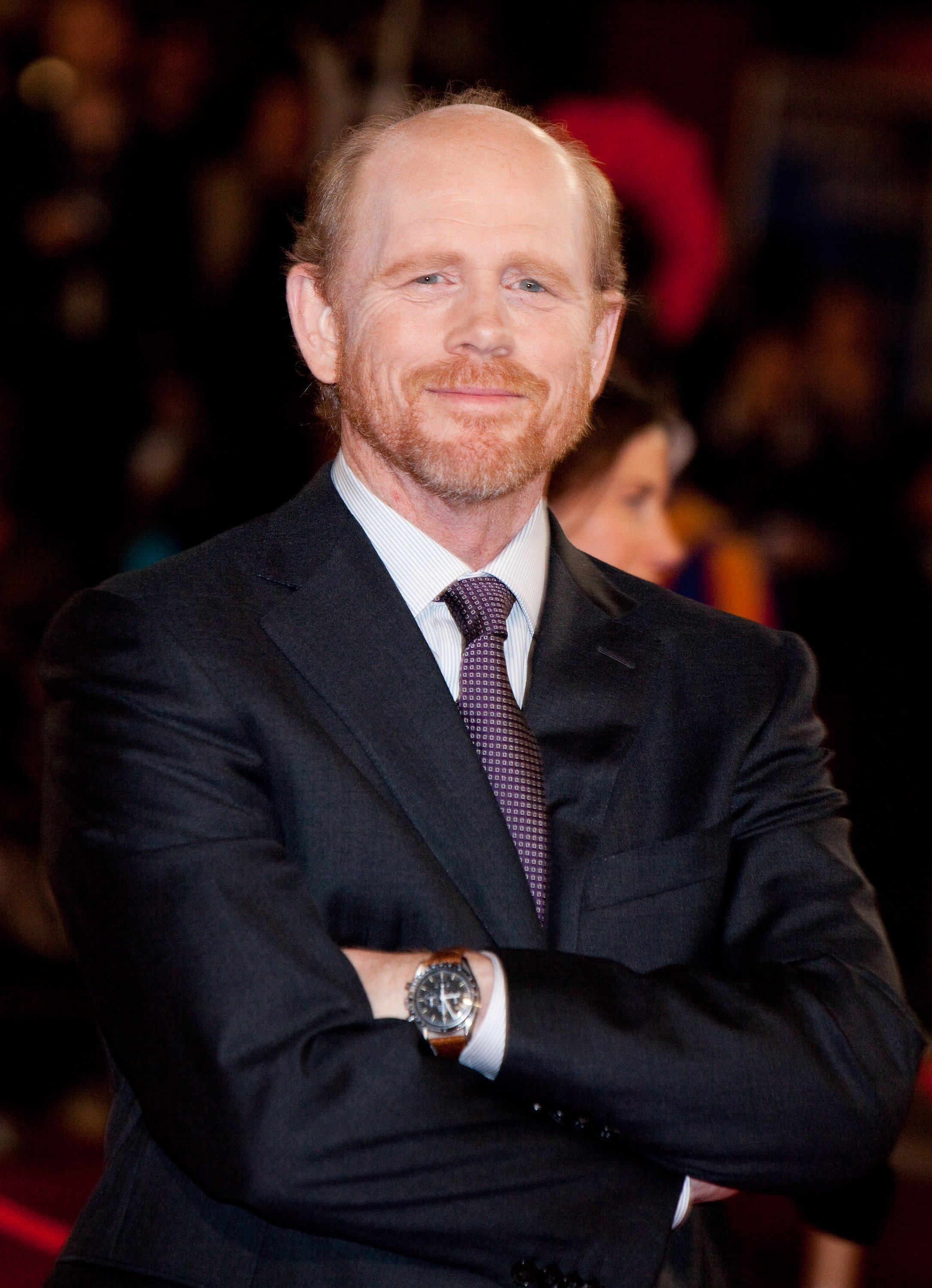 Ron Howard attends the world premiere of 'Angels & Demons' at Auditorium Parco Della Musica on May 4, 2009 in Rome, Italy