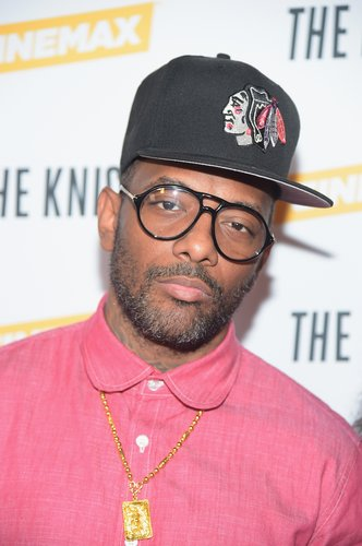 Prodigy of Mobb Deep attends the Cinemax screening, panel and reception for 'The Knick' on July 23, 2014 in New York City