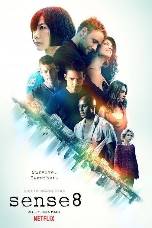 Artwork for Netflix's 'Sense8'