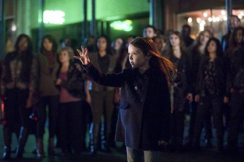 Summer Fontana as Hope in 'The Originals' Season 4